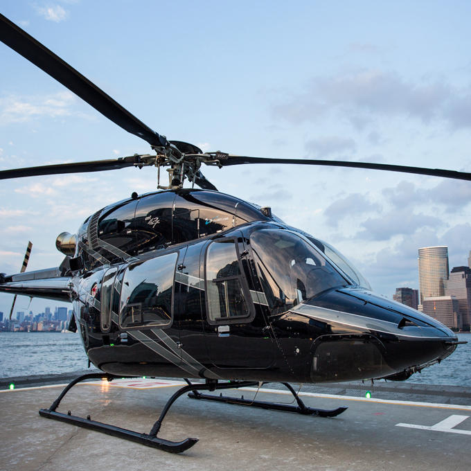 City Skyline Helicopter Tour from Linden, NJ
