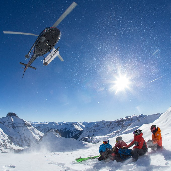 denver helicopter skiing in telluride from cloud 9 living cloud 9 living