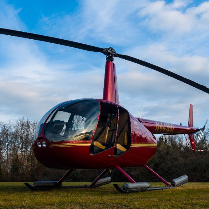 Helicopter Tour From Block Island