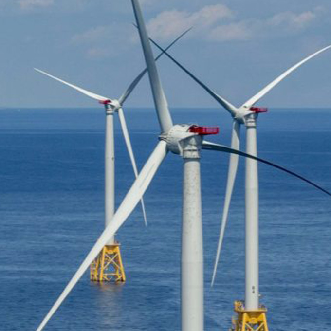 See an Offshore Wind Farm