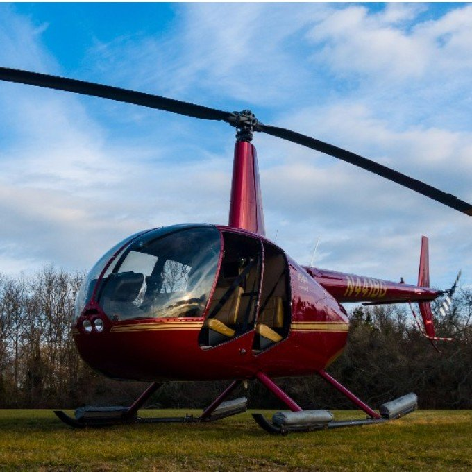 Learn to Fly a Helicopter in Westerly, RI