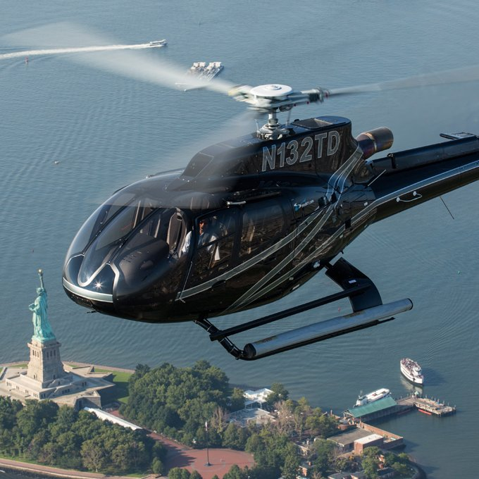 NYC Skyline Helicopter Tour from New Jersey