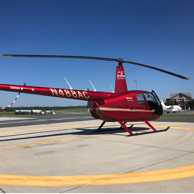 Robinson R-44 II Helicopter in Tallahassee, FL