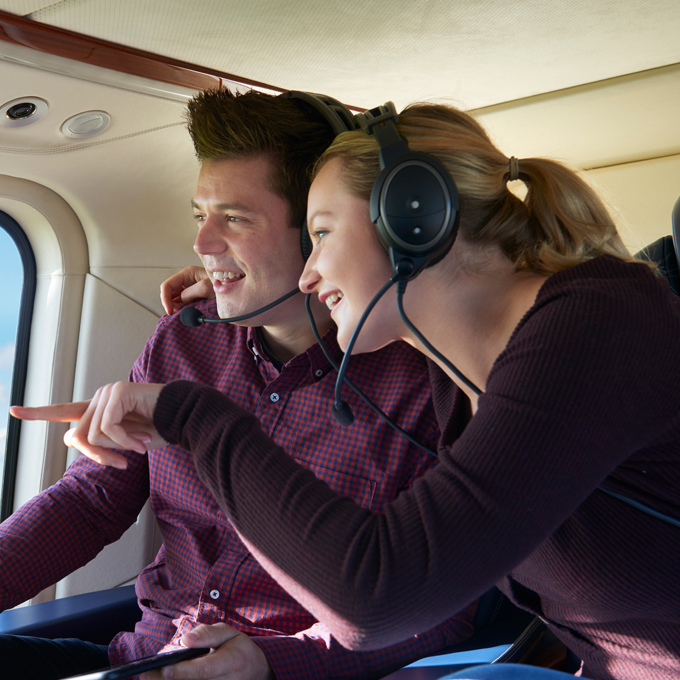 Ann Arbor Helicopter Tour