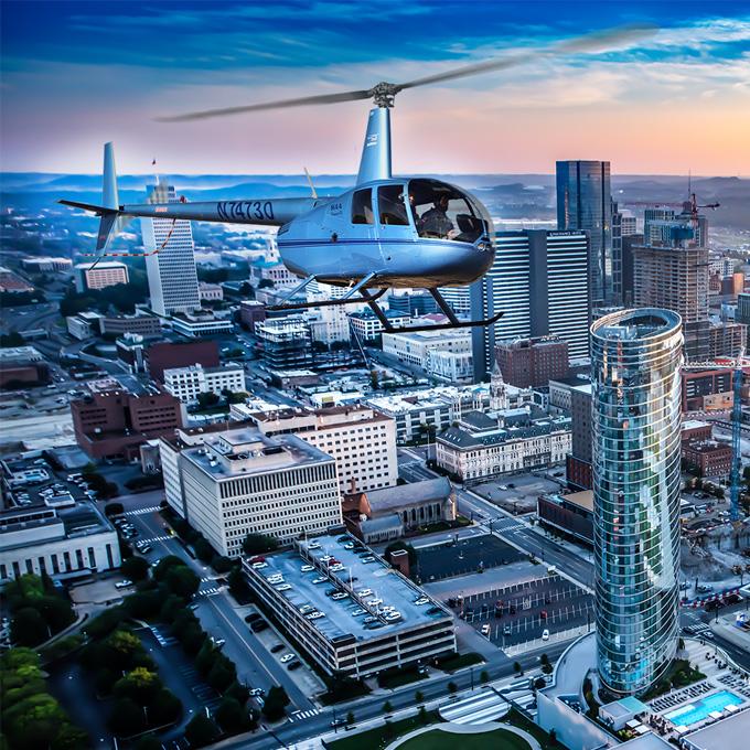 Nashville Helicopter Tour