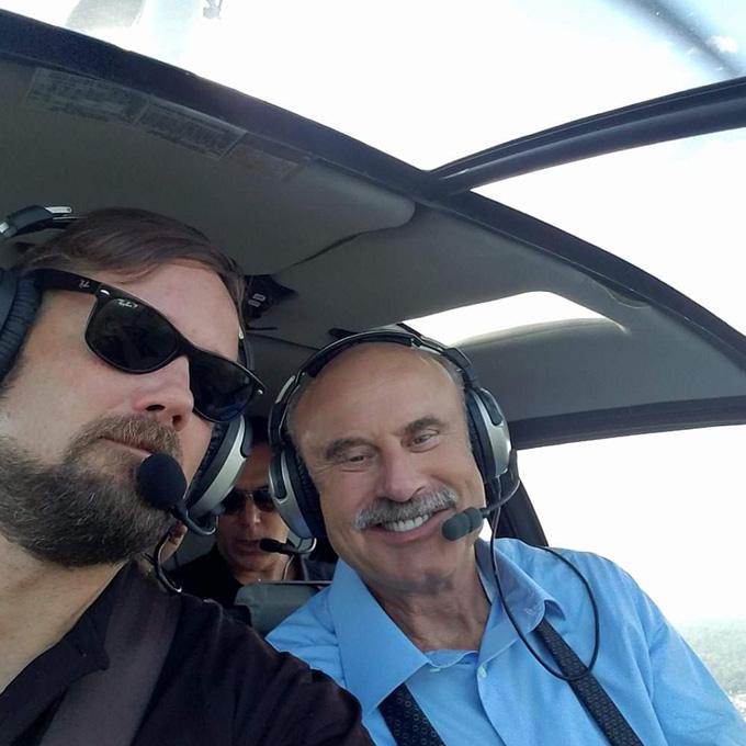 Fly Over Nashville