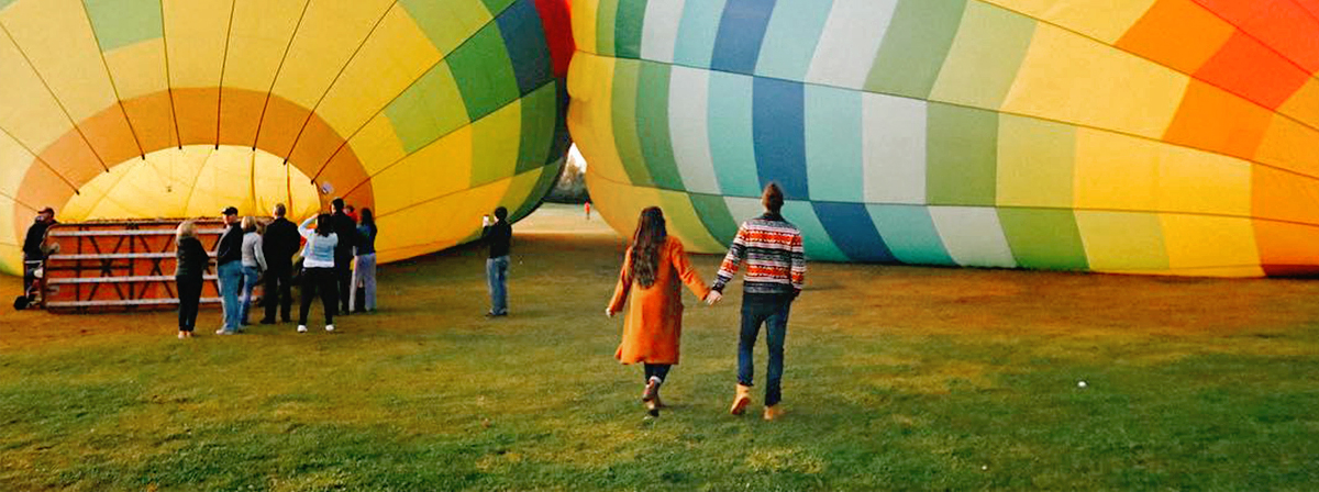 Hot Air Balloon Rides Tours