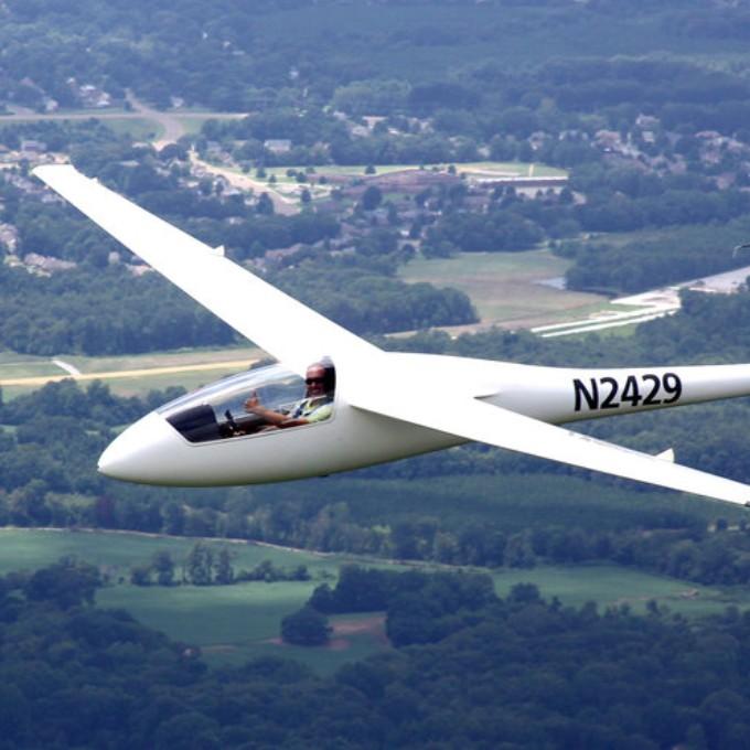 Scenic Glider Ride near San Jose, CA