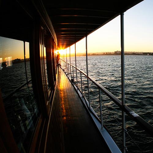Newport Beach Sunset Cruise