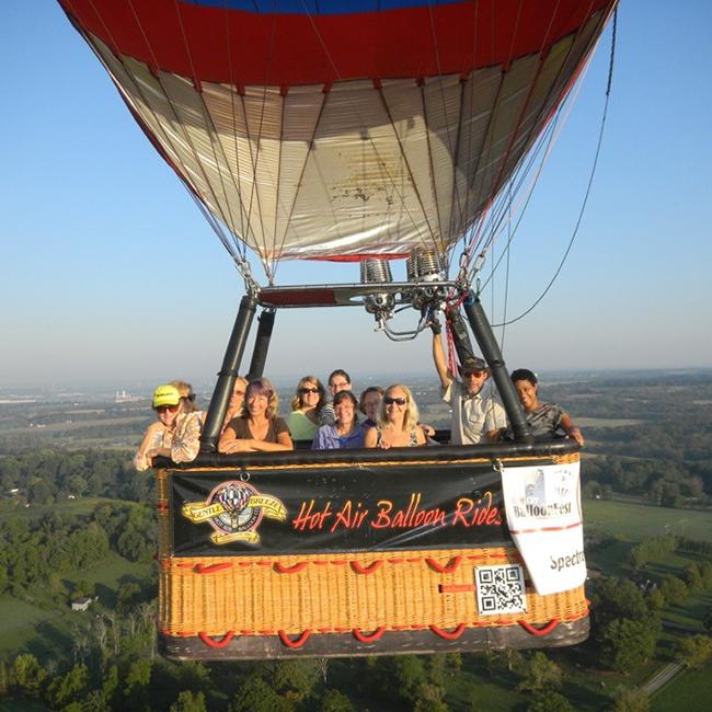 Columbus Balloon Ride