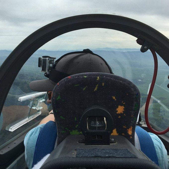 Glider Ride Flying Experience in California
