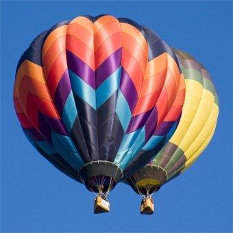 Hot Air Balloon Ride in Las Vegas
