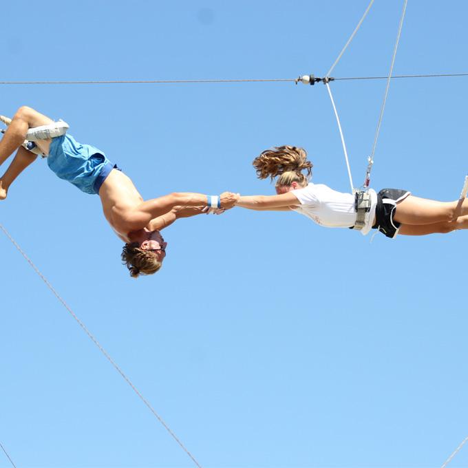Fly on a Trapeze near Phoenix