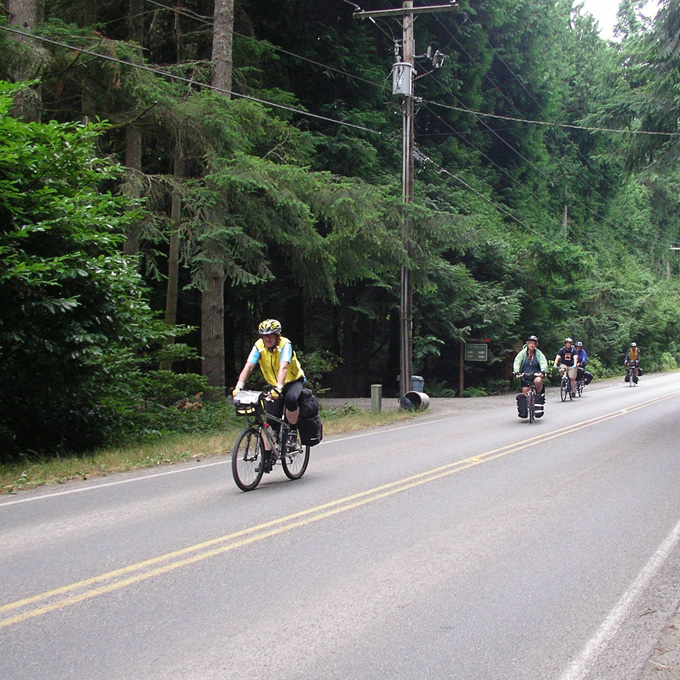 Guided Bike Tour in Seattle
