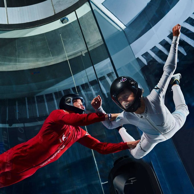 Indoor Skydiving near Minneapolis
