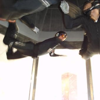Indoor Skydiving in Boston