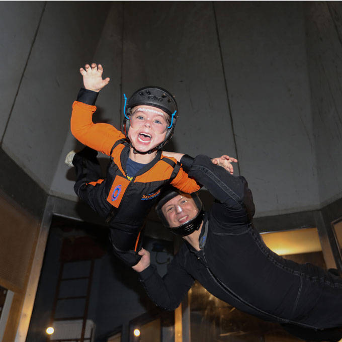 Indoor Skydiving Experience in Nashua, NH