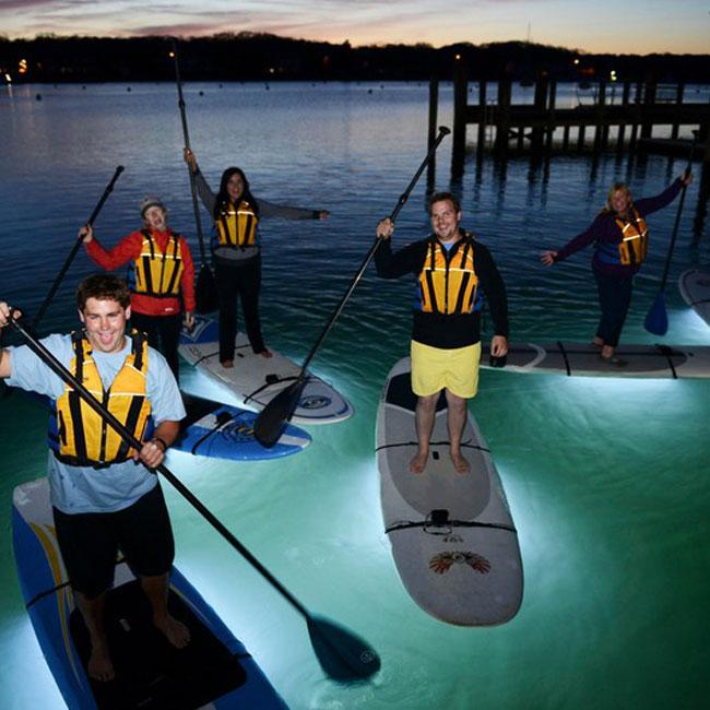 Nighttime Paddle Tour in Cape Cod - Martha's Vineyard