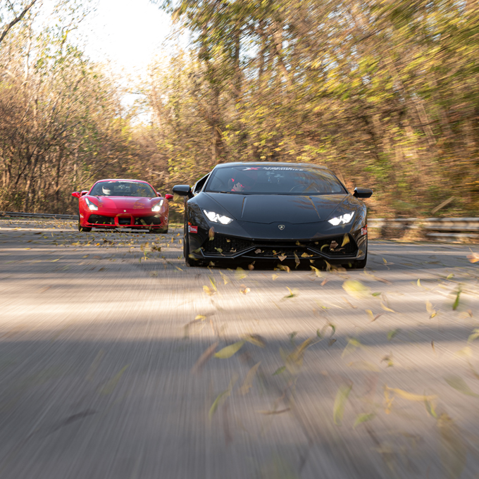 Italian Supercar Experience at Raceway Park of the Midlands