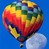 Napa Valley Hot Air Balloon Ride in San Francisco