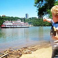 Brunch Cruise in Cincinnati