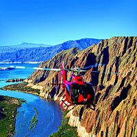 Helicopter Tour from Vegas