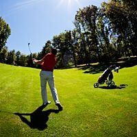 Playing Lesson with a PGA Pro in Detroit