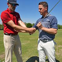 Golf Lesson with PGA Pro Sean Lanyi