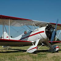 St Louis Biplane Ride