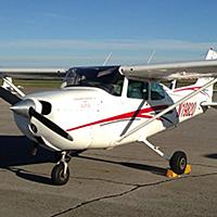 Cessna Flying Lesson