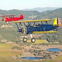 Biplane Experience near Sacramento