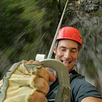Ziplining Adventure in Spicewood