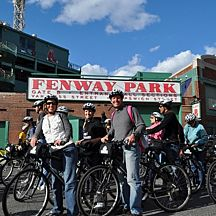 Boston Bike Tour