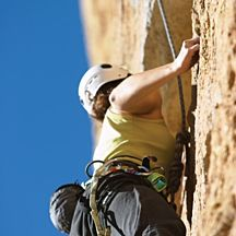 Private Outdoor Guided Climbing in Austin