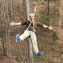 Zipline in Arkansas