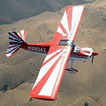 Aerobatic Adventure in a Decathlon
