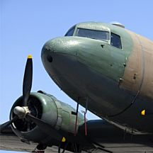 C-47 D-Day Flight Experience in New York