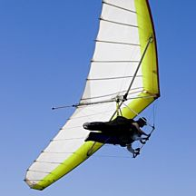 Tandem Hang Gliding in Tampa