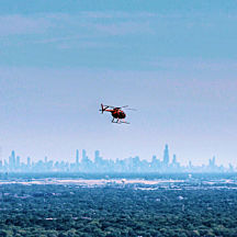 Soar Over Chicago