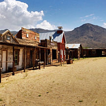 Ghost Town Tour