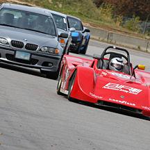 Race your car at Brainerd International Raceway