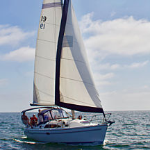 Sailboat Charter in Marina Del Rey