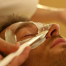 Facial for Him in Miami