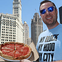 Chicago Pizza Tour