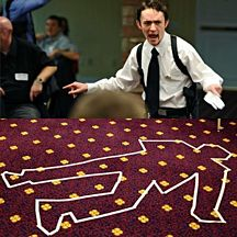 Murder Mystery Dinner Show in Cincinnati