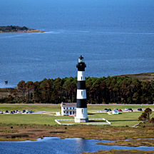 Helicopter Tour of the Outer Banks