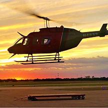 VIP Helicopter Flight in Dallas