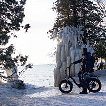 Enjoy the Wintry Outdoors in Door County