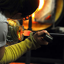 Fused Glass Pendants Workshop in Boston