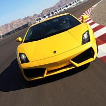 Racing a Lamborghini Experience Las Vegas